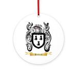 Bedford Ornament (Round)