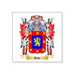 Bede Square Sticker 3