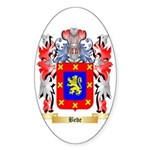Bede Sticker (Oval 50 pk)