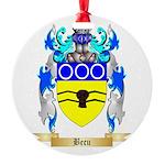 Becu Round Ornament