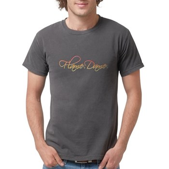 Flame Dame Mens Comfort Colors Shirt