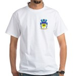 Becque White T-Shirt