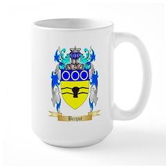 Becque Large Mug