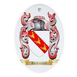 Beckmann Ornament (Oval)