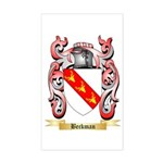 Beckman Sticker (Rectangle)