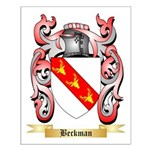 Beckman Small Poster