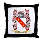 Beckman Throw Pillow