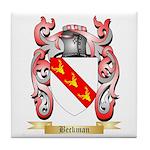 Beckman Tile Coaster