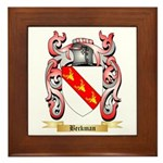 Beckman Framed Tile
