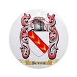 Beckman Ornament (Round)