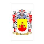 Becket Sticker (Rectangle)