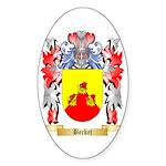 Becket Sticker (Oval)