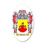 Becket 35x21 Oval Wall Decal