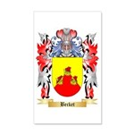 Becket 35x21 Wall Decal