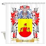 Becket Shower Curtain