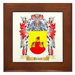 Becket Framed Tile