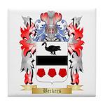 Beckers Tile Coaster