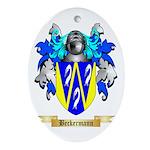 Beckermann Ornament (Oval)
