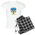 Beckerman Women's Light Pajamas