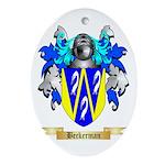 Beckerman Ornament (Oval)