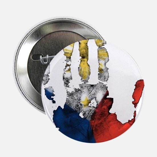 """PINOY HAND 2.25"""" Button"""