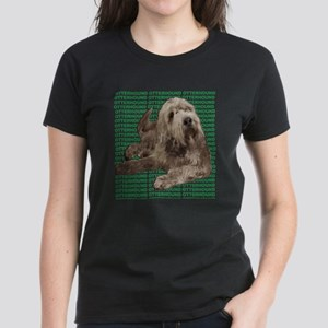 otterhound Women's Dark T-Shirt