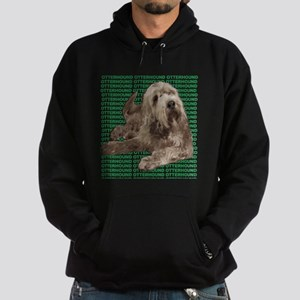 otterhound Hoodie (dark)