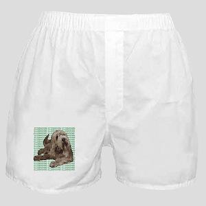 otterhound Boxer Shorts