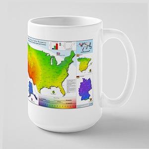 Sunisthefuture design L-Solar Resource Map of USA