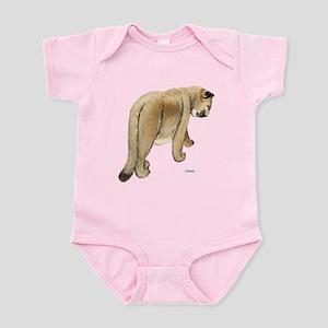 Cougar Cat Animal Infant Bodysuit