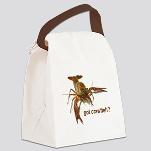 crawfish 1 Canvas Lunch Bag