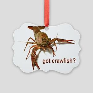crawfish 1 Ornament