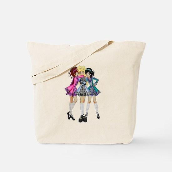 irish resize.png Tote Bag