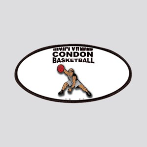 HIGH-POWERED CONDON BASKETBALL Patches