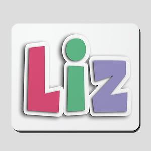 Liz Spring11G Mousepad