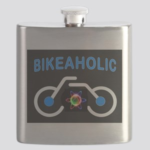 BIKEAHOLIC Flask