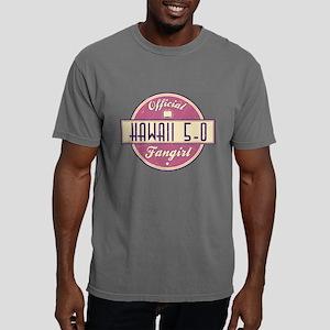 Official Hawaii 5-0 Fangirl Mens Comfort Colors Sh