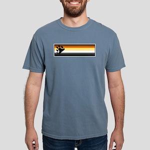 Bear Pride Flag Mens Comfort Colors Shirt
