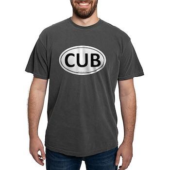 CUB Euro Oval Mens Comfort Colors Shirt