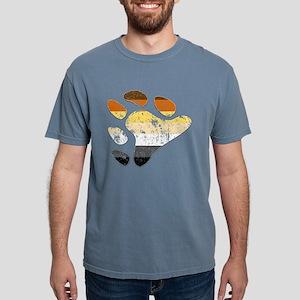 Bear Pride Claw Mens Comfort Colors Shirt