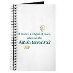 Amish Terrorists Journal