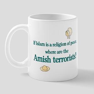 Amish Terrorists Mug