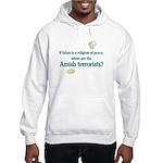 Amish Terrorists Hooded Sweatshirt