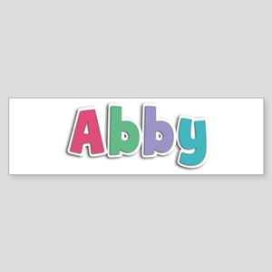 Abby Spring11G Bumper Sticker