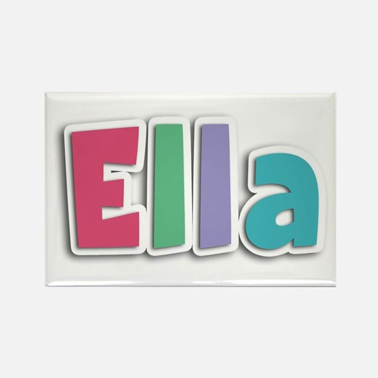 Ella Spring11G Rectangle Magnet