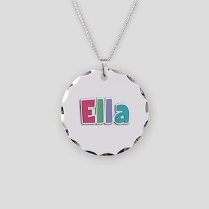 Ella Spring11G Necklace Circle Charm