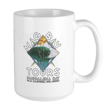 Large Surf Logo Mug