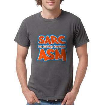 Sarc, My Second Favorite Asm Mens Comfort Colors S