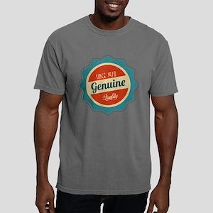 Retro Genuine Quality Since 2 Mens Comfort Colors