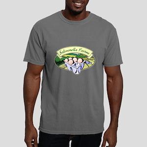 Salmonella Farms - Eggs Mens Comfort Colors Shirt